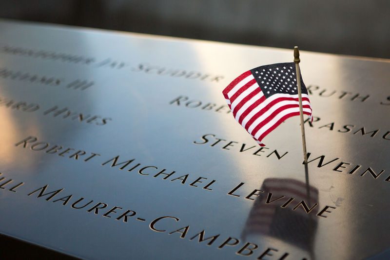 911 911 Memorial 911 Terror Close-up Cultures Day Flag Nature New York No People Outdoors Patriotism Stars And Stripes Terrorist Attack Text USA