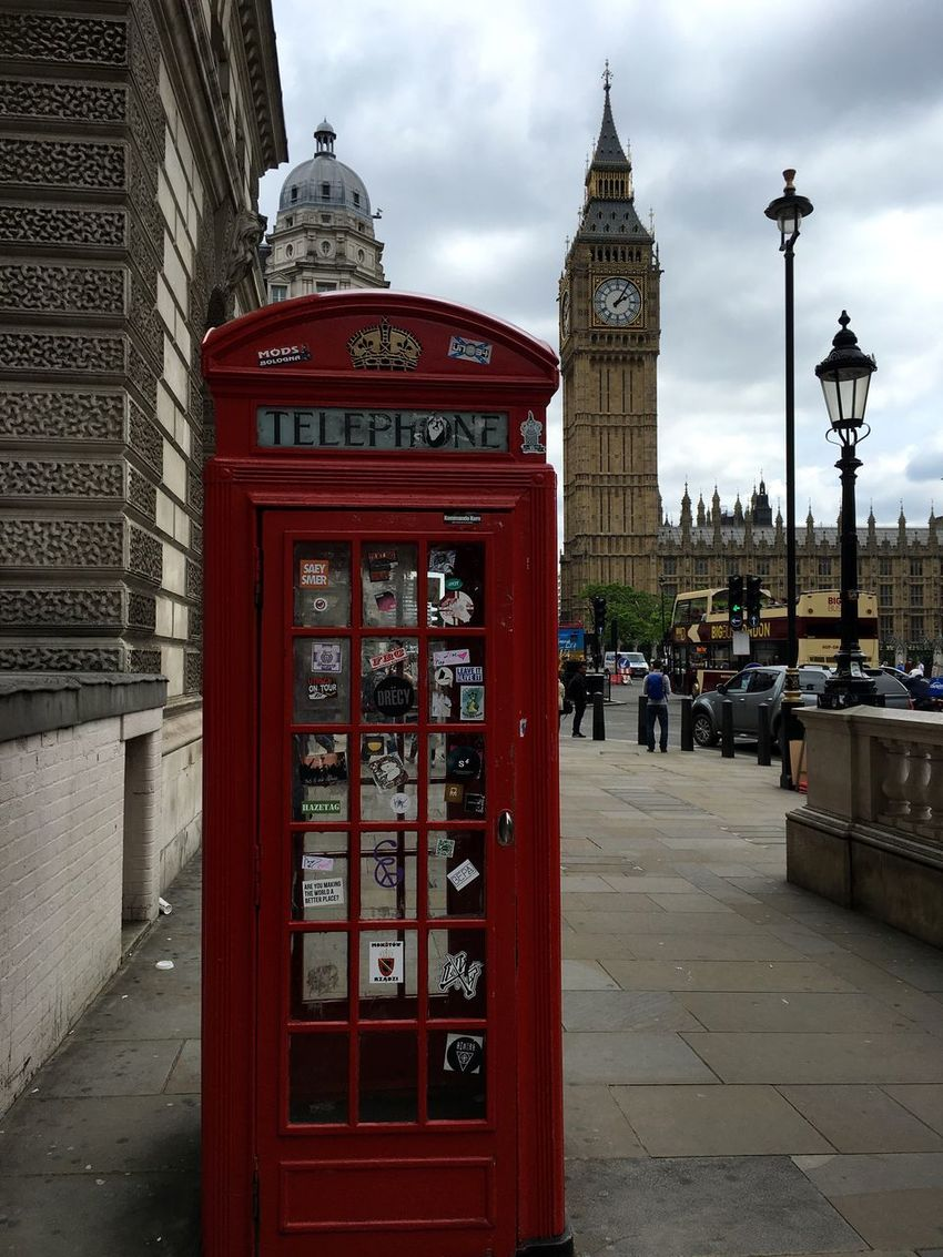 London Big Ben Telephone Box People Photography Urban Landscape EyeEm Best Shots