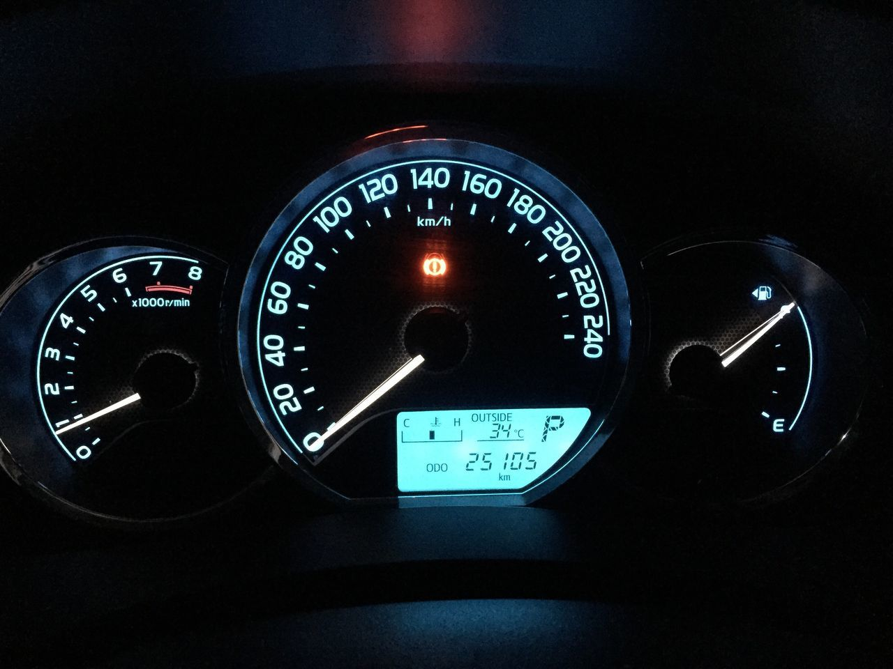 Number Vehicle Interior Dashboard Speedometer Car Close-up Gauge Car Interior Transportation Land Vehicle Mode Of Transport Meter - Instrument Of Measurement No People Speed