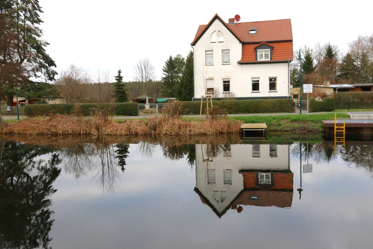 House Nature Mirroring Mirroring In Water Water Water_collection Landscape_Collection Landscape