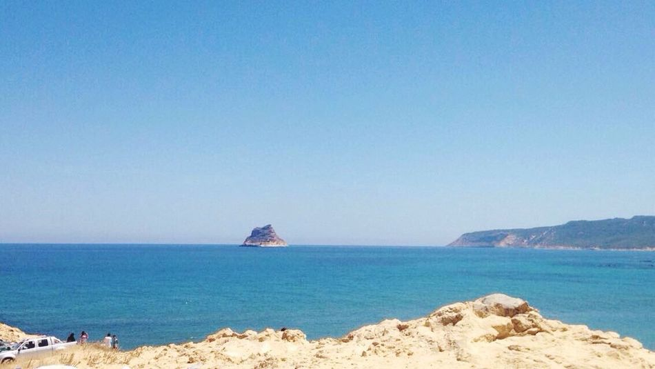Rafraf Water Seaside Beach Tunisia Summer Vacations