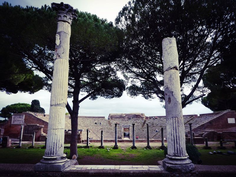 Ostia antica magical place Tree Travel Destinations History No People Sky Ancient Civilization Outdoors Day Horizontal Architecture Perspectives And Dimensions From My Point Of View Art Fromwhereistand Sobeautiful Beauty In Nature History Architecture Ostia Antica SPQR Roma Perspective Photography Check This Out Moments Moments Of Life Amazing Architecture