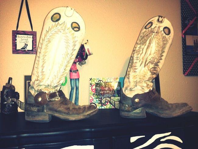 Cowgirls Spurs:)
