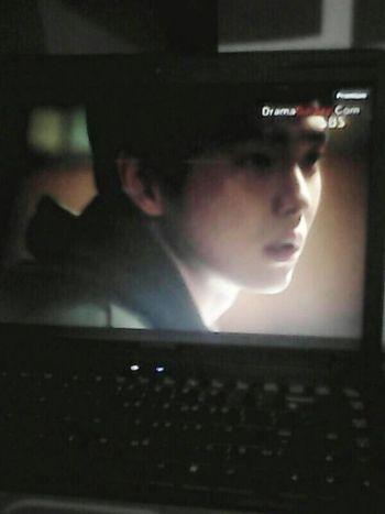 "Watching k-drama ""Pinocchio"" Ep 3 with ma sista ? K-drama Pinocchio"