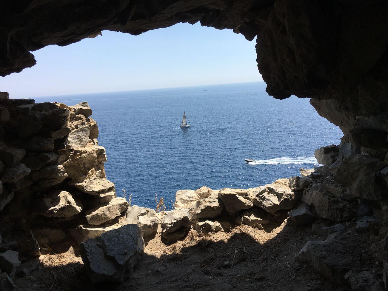 Sea Italy Nerona Rock - Object