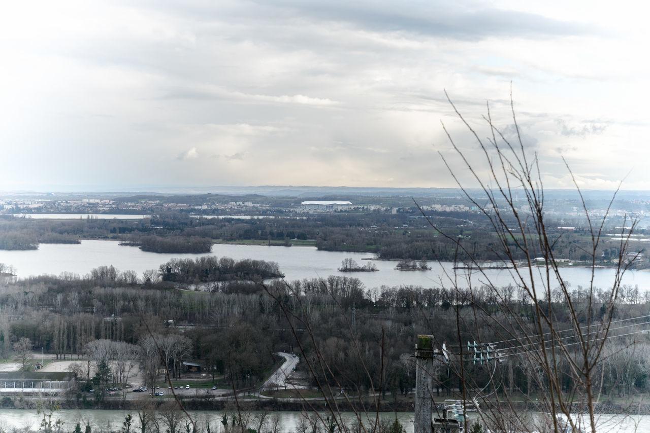 Les Lacs de Miribel Aquarelle Lac Lake Landscape Outdoors Paysage Plaine Scenics Water