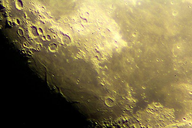 Lunalunera Astrophotography Astronomy Nature Luna