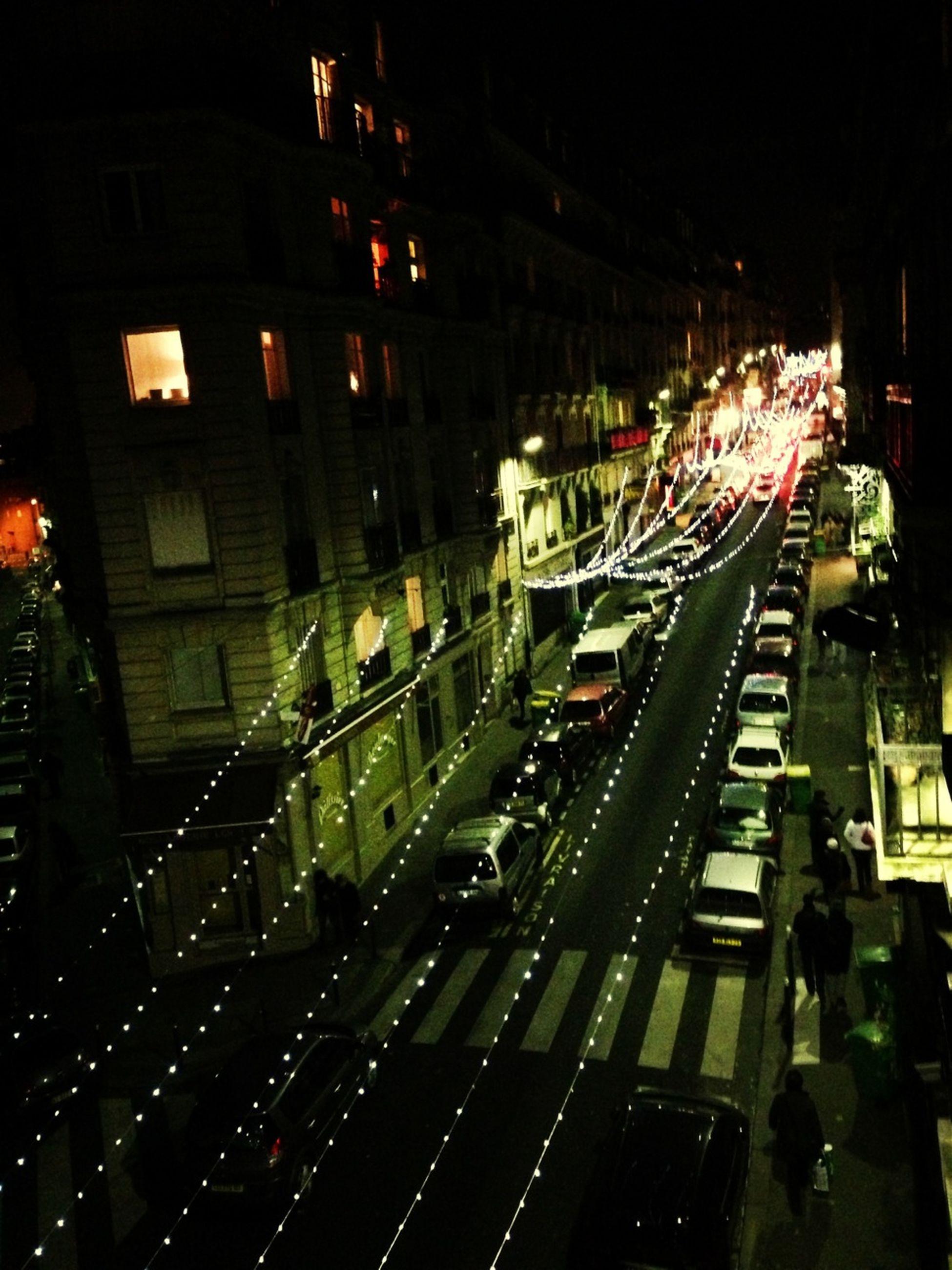 X-Mas in Montmartre