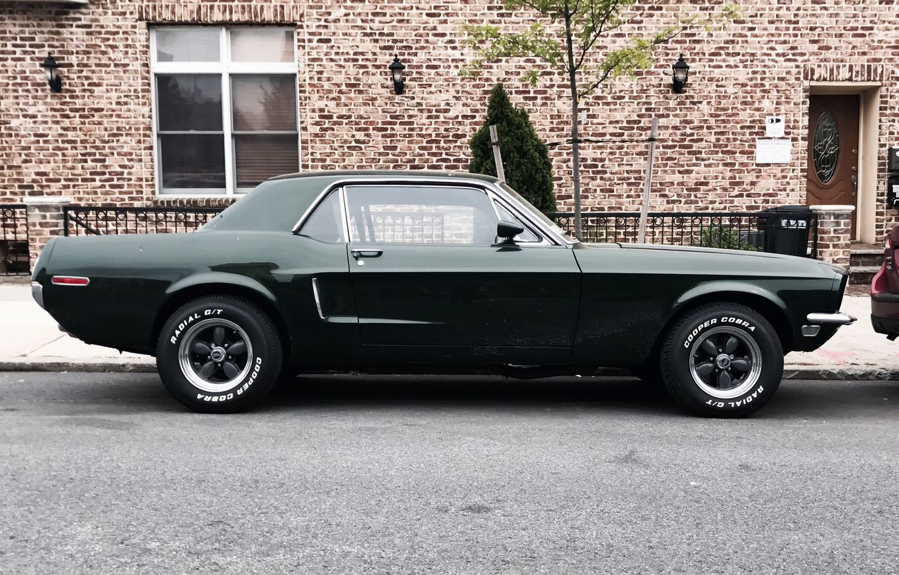She's come home! #sixtyeight #mustang #spring2017 #iphone7plus #iphoneography #nyc #timyoungiphoneography