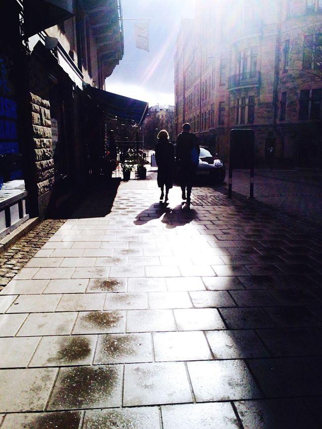 Walking Around Eyeemphotography EyeEm EyeEm Gallery Stockholm, Sweden EyeEmBestPics Street Street Photography Eyeem Streetphotography Buildings,style,arquitecture,sky Town People