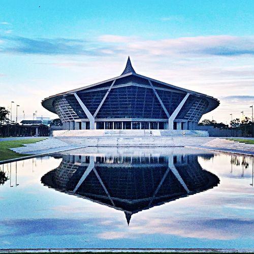 Prince Mahidol Hall.