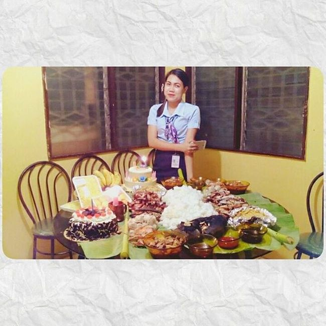 Happy 24th Birthday beh ;) always stay beautiful.. and more more blessing to come, I love you beh 😁😊👭🎂