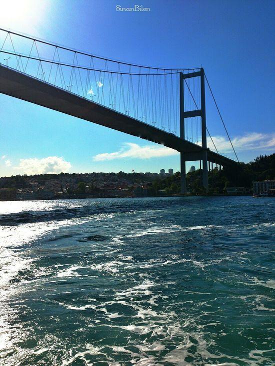 Bosphorus Bridge Ikinciköprü Beautifulistanbul Istanbullove Şampiyon BEŞİKTAŞ Beautiful Beautiful View Beauty At Sea Photooftheday Sonyxperiaphotography Landscape Sea Photographer Sinanbilen
