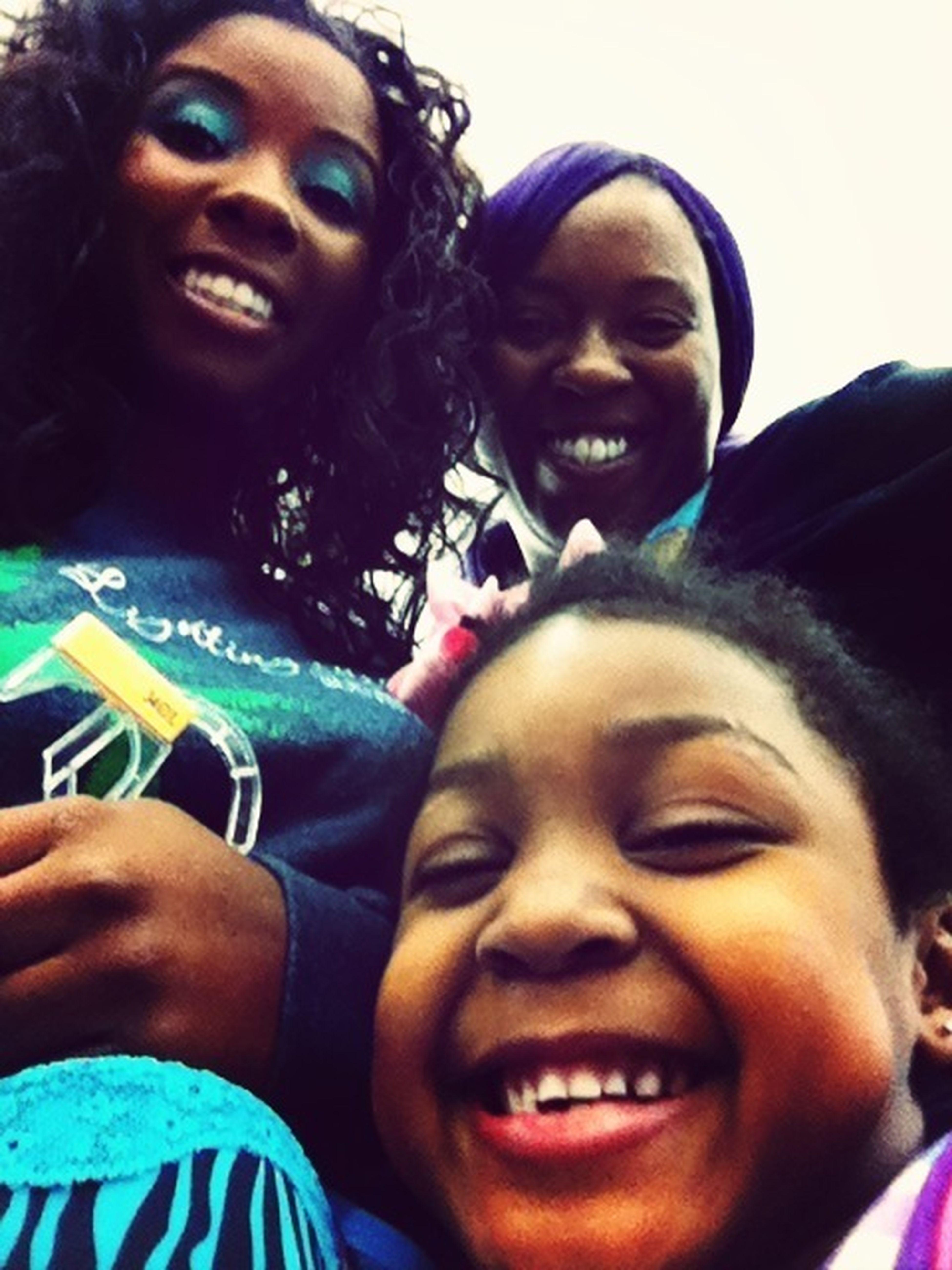 My Mom, Niece, N I