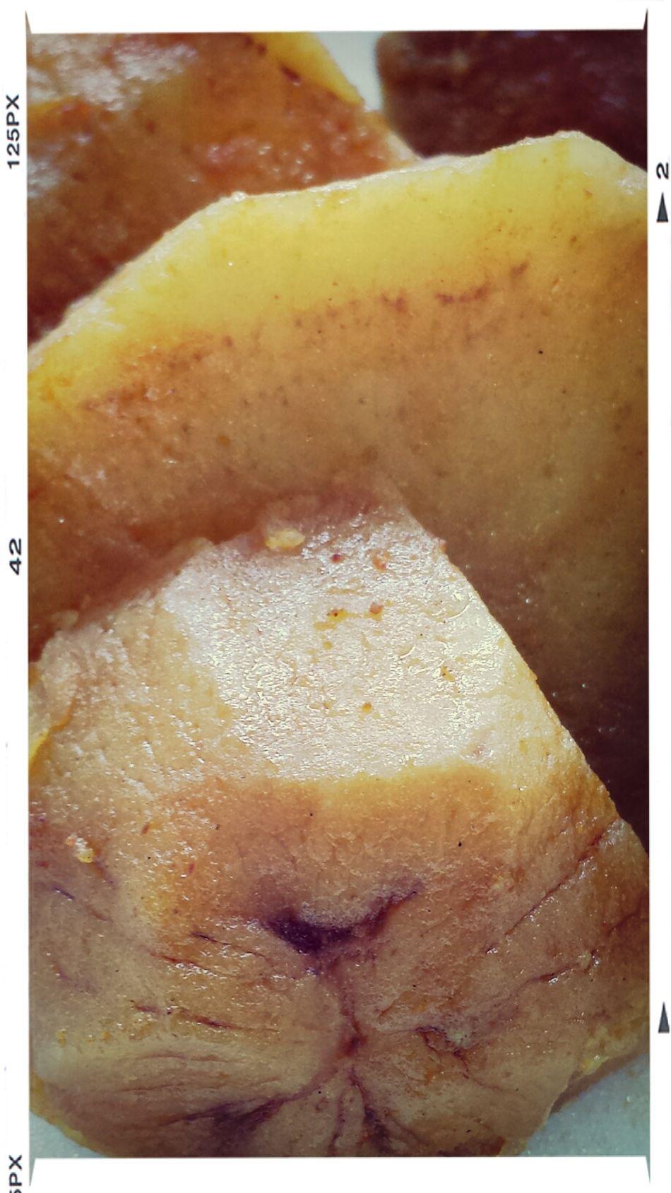 Meow? Potatoes Curry Vegan Food Art