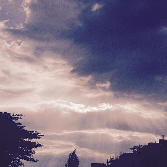 Instant 😏😏😏 The Sky 😜