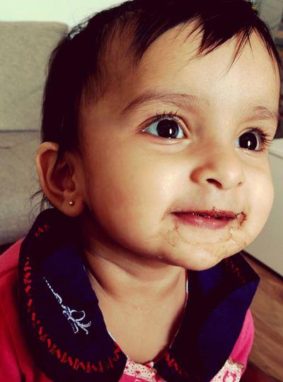 PrincessPihuski Loves Chocolate Ice Cream!