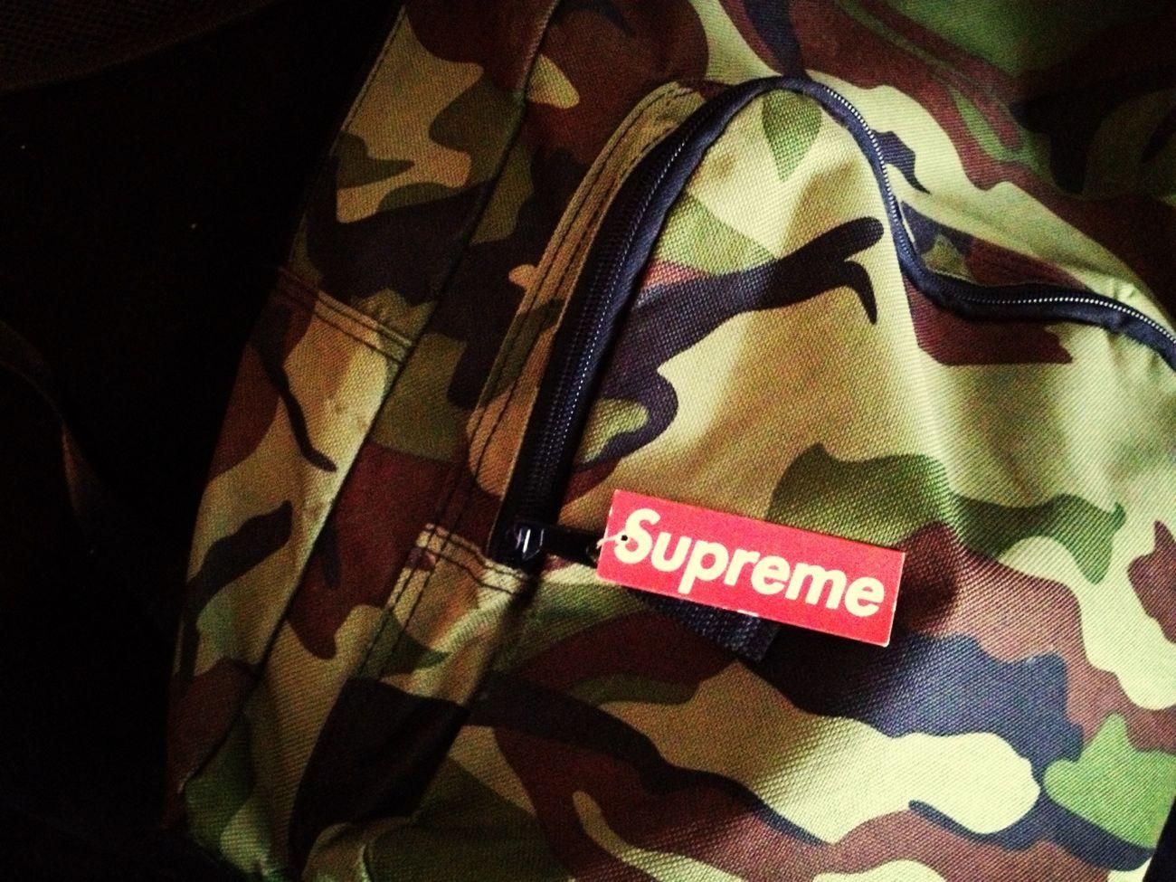 New Supreme Bag.