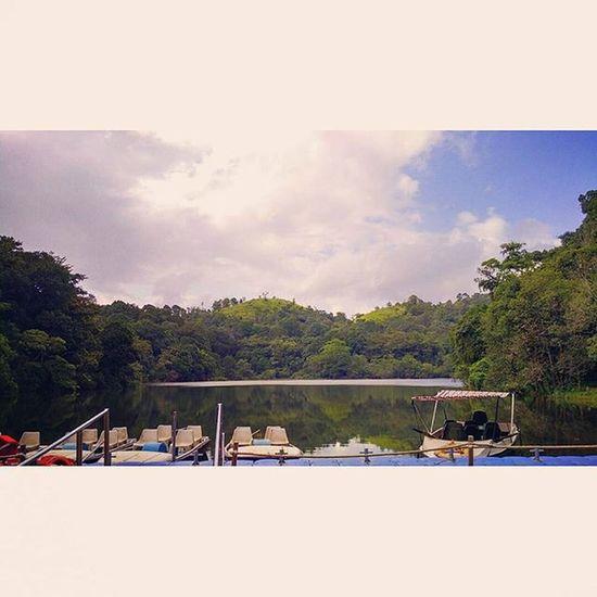 Instasize Theretrolabs Wayanadtrip Wayanad Kerala Keralatourism GodsOwnCountry Goodevening  Pool Poodle Lake Letstravel Everydayasia Streetsofindia Sunshine