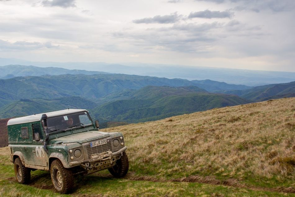 The Great Outdoors - 2016 EyeEm Awards Landscape_Collection Landscape Hello World Offroad Outdoors Landscape_photography Defender Karpaty Landrover  GF-RO