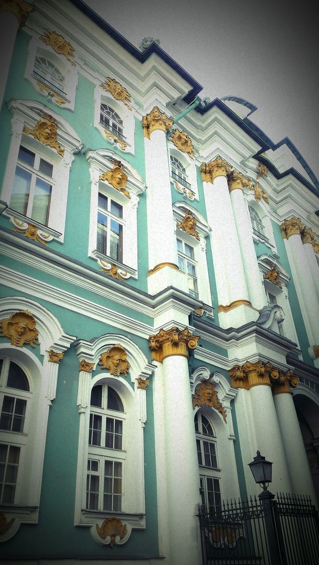 Saint Petersburg The Architect - 2014 EyeEm Awards