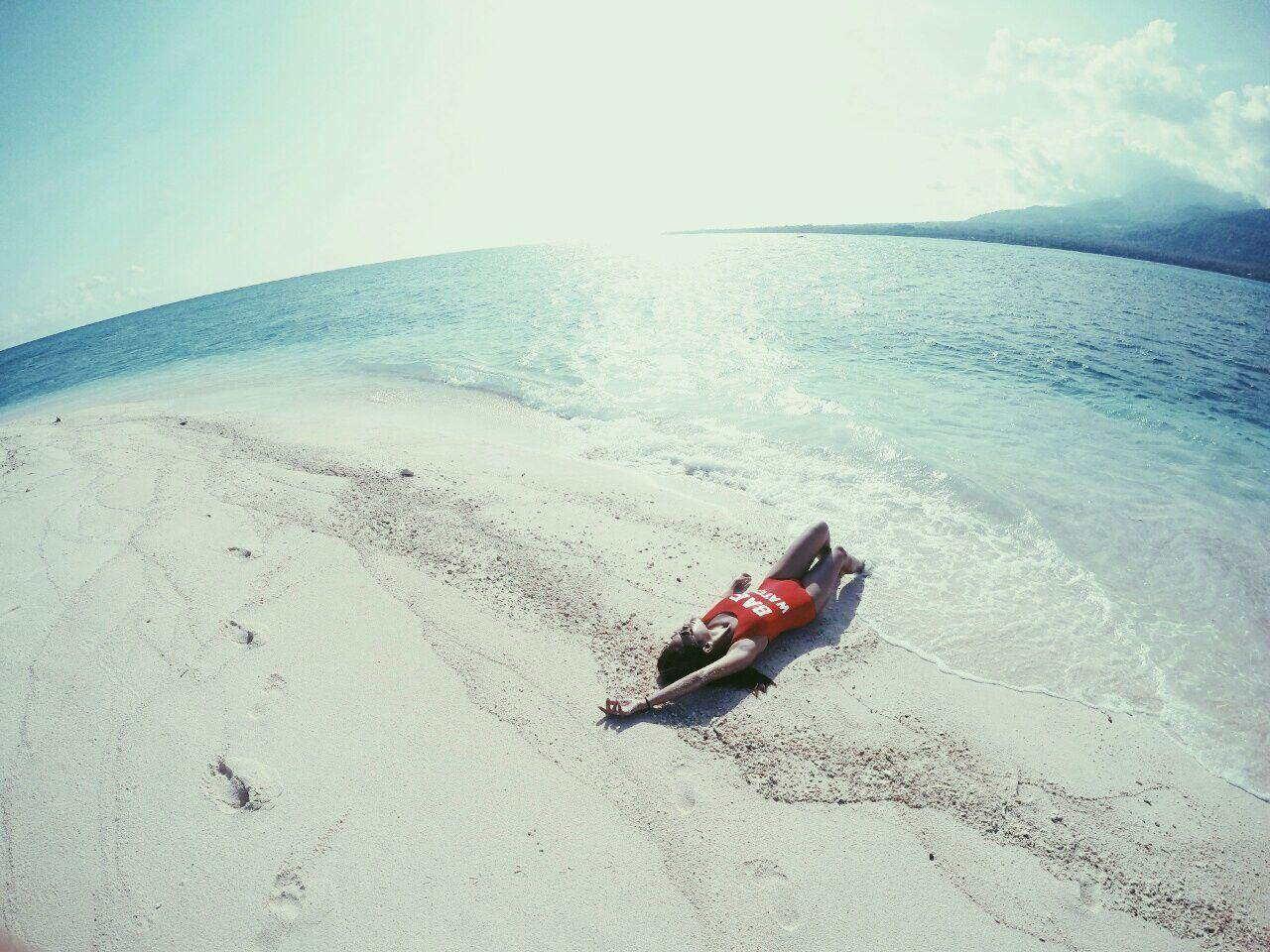 Sea Beach Sand Nature EyeemPhilippines Vacations EyeEm Gallery Camiguin Philippines