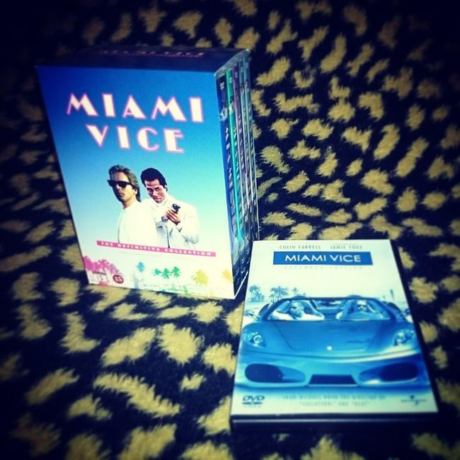 Miamivice Completeseries Donjohnson ExtendedEdition colinfarrell michaelmann