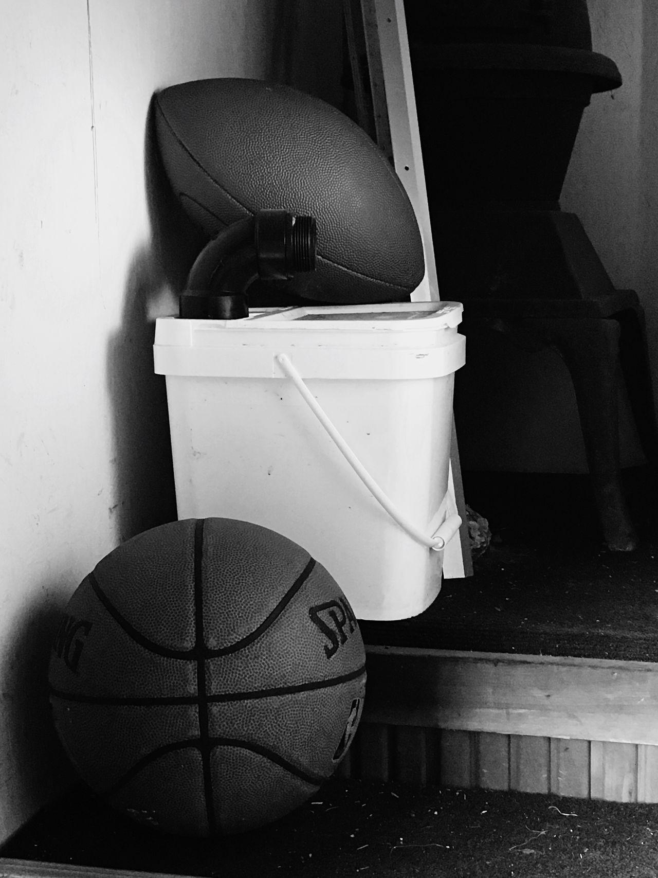 Lieblingsteil Toys Sports Stored Ball Football Basketball Outdoor