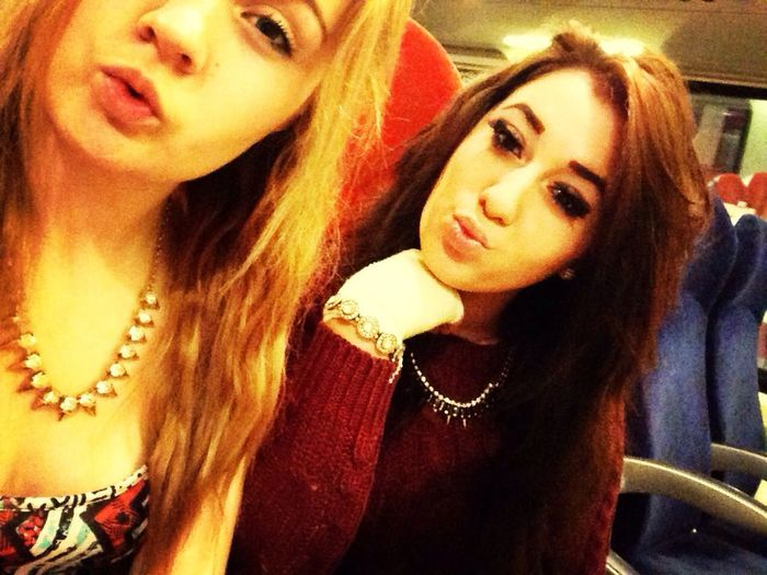 going see the vamps with my girl!!! Train The Vamps Happy Excited