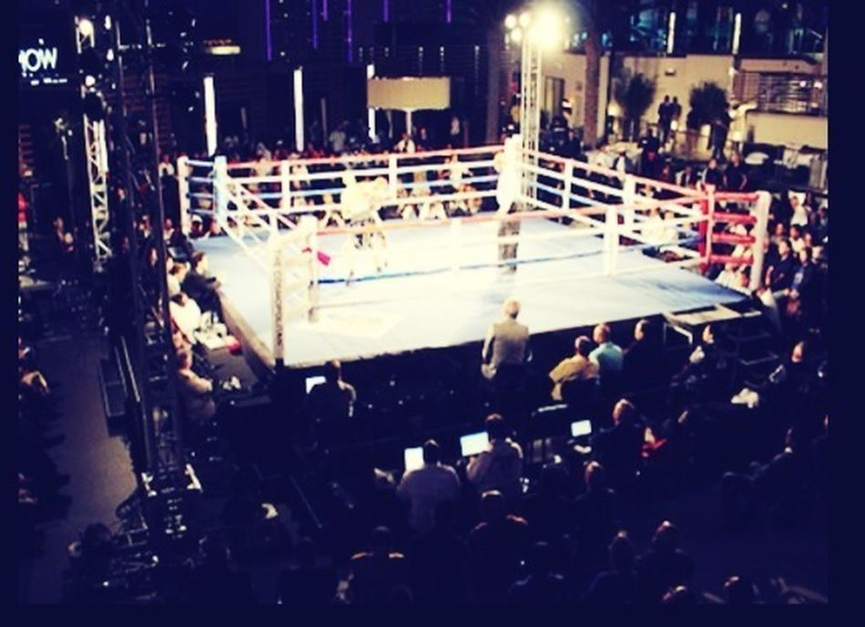 Boxing Is My Life
