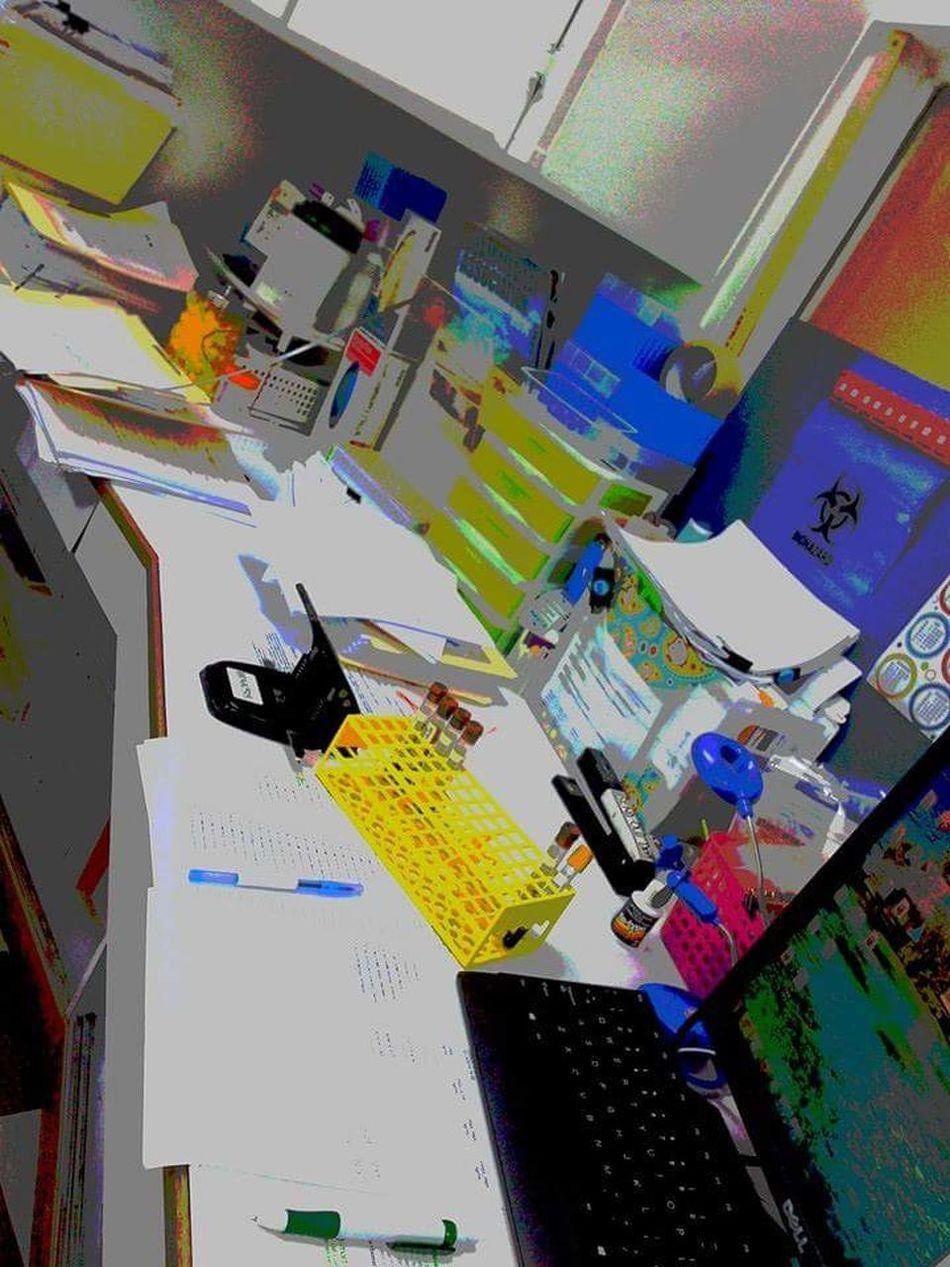 Lab Life My Station Polarized Effect Biohazard