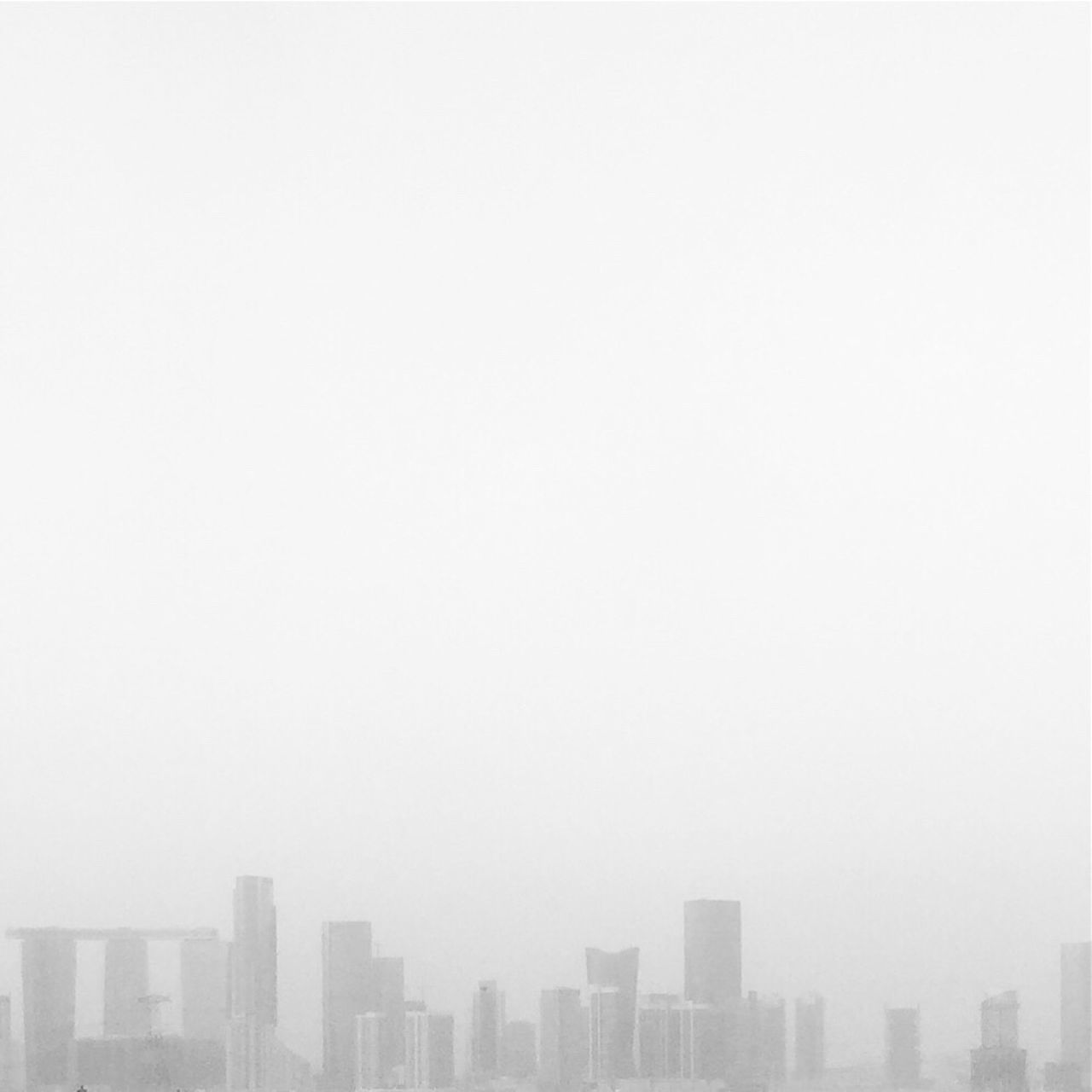 Monochrome Photography Cityscape