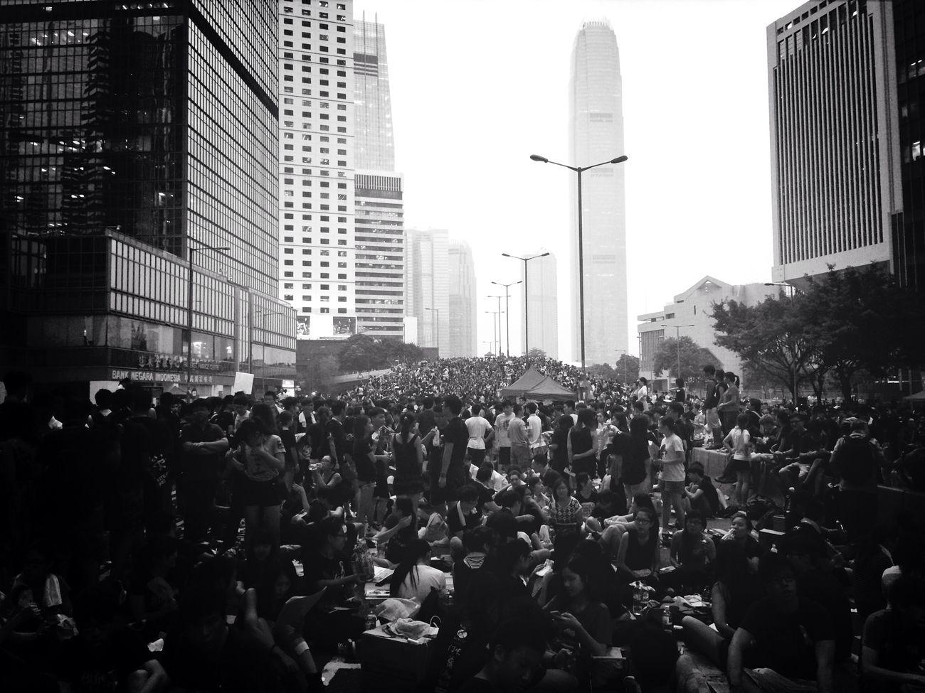 Hong Kong HongKong Oclp Hello World