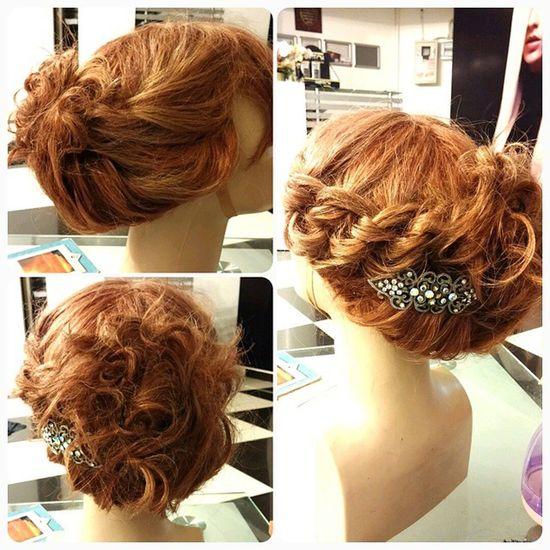 Hair Kuaför Redhair Trend instamood instaturkey instashow likethis nicepic photooftheday