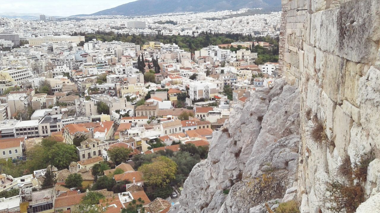 Cliffhanger Aerial View High Angle View Town Architecture Built Structure Cityscape House City Outdoors Travel Destinations Day Architecture Athens Greece Athens, Greece Parthenon Acropolis Greece Acropolis Parthenon Acropolis, Athens
