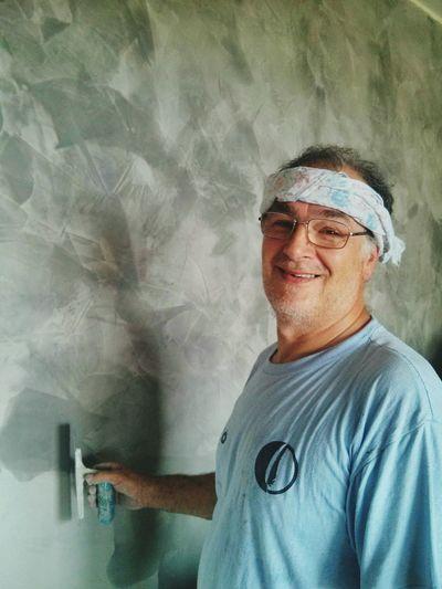ART! Maestro  Miyagi Art Artofpaint Painting Father Grassello Italy Picoftheday Photo EyeEm Wonderful
