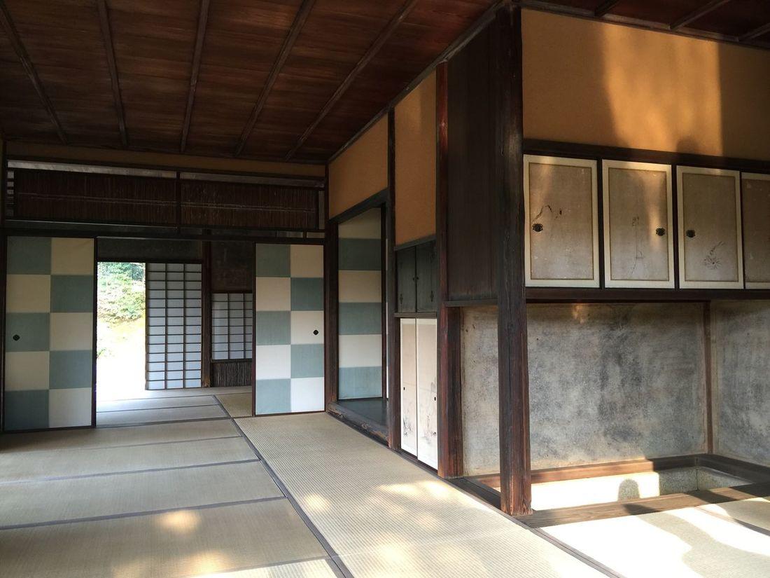 京都 桂離宮 Kyoto Imperial Villa Japanese Culture Tea Room February Beautiful