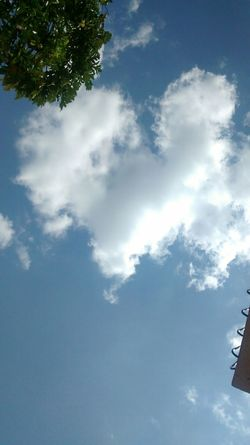 Heart Clouds Clouds And Sky Love ♥