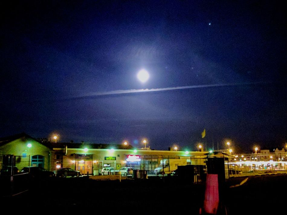 Moonlight Night Moon Illuminated Sky Star - Space Astronomy Beach Outdoors Building Exterior Space Nature Architecture No People City Astrology Sign City Beauty In Nature Backgrounds Low Angle View Nightphotography Moon Surface Karlskrona Sweden