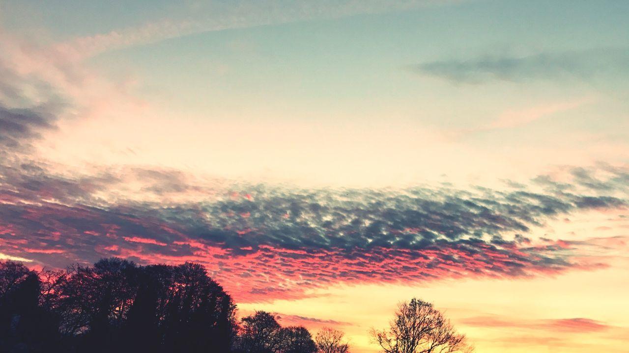 Sky Cloud - Sky No People Morning Sky Iphone7plusphoto