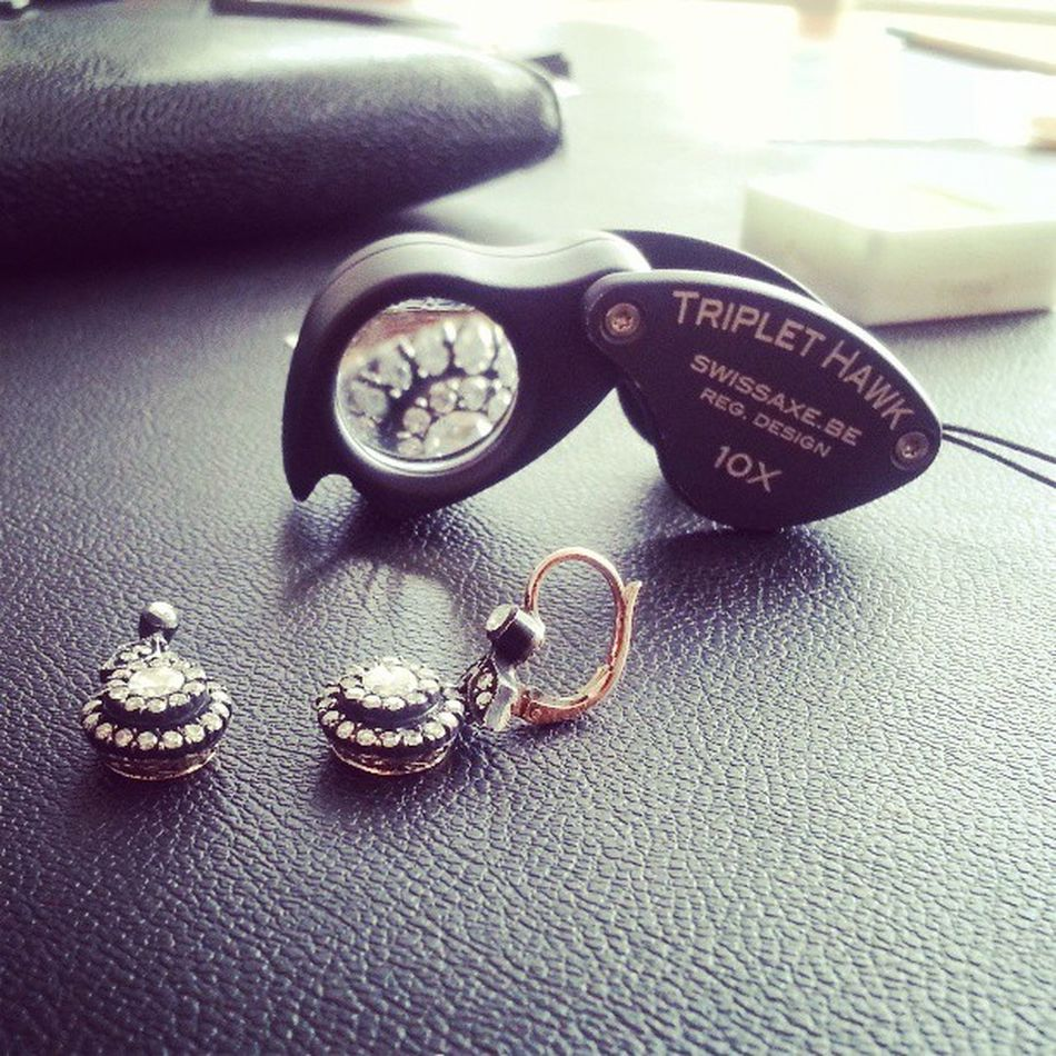 Diamond quality check... Diamonds Diamond Ring Rosecut Earrings Gold Instagram Instamood Instaturk Fashioninsta Fashion Jewelry Jewellery Precious Instadaily Instafashion Instagramturkiye Moda Trendy Followback Followme Popular