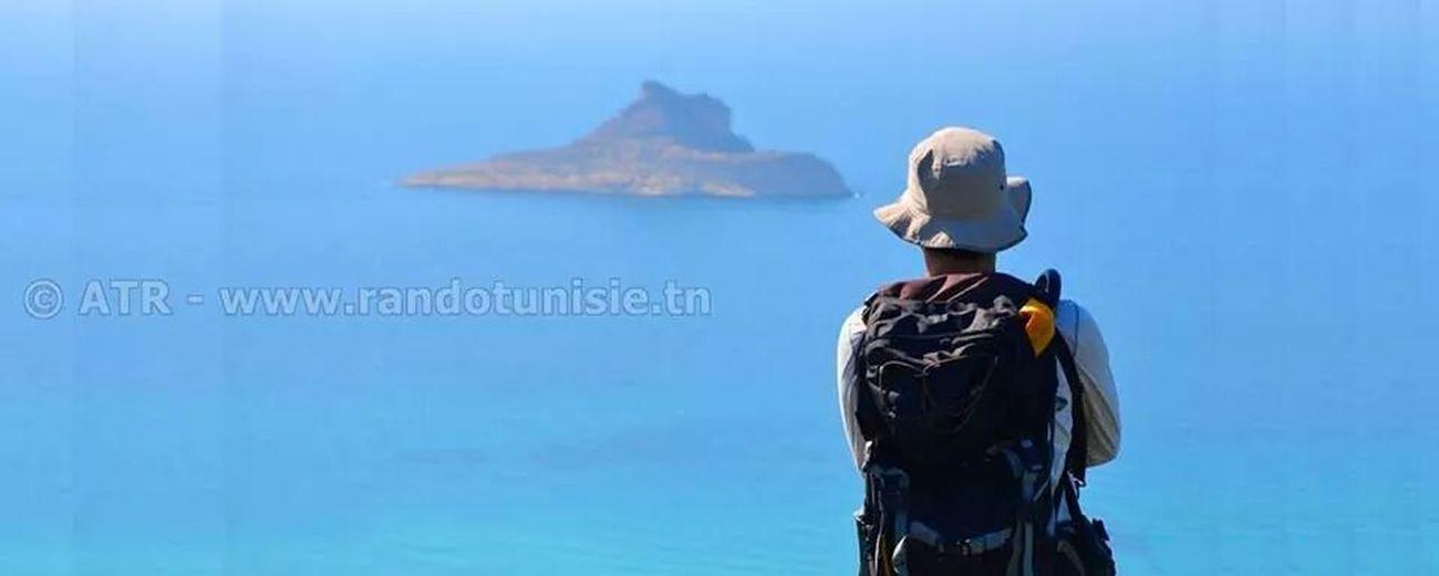 Hiking Rafraf Tunisia Randonnée