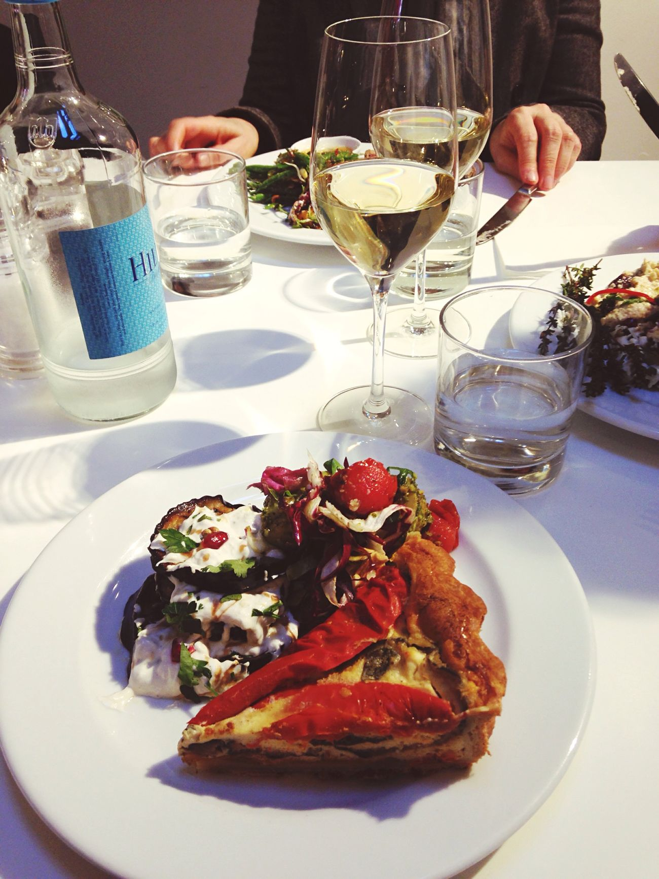 Ottolenghi Lunchtime