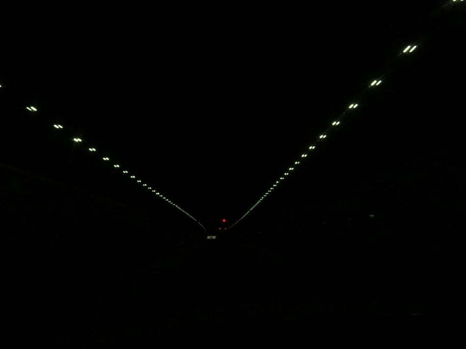Uae,abudhabi Sheikh_Zayed Tunnel