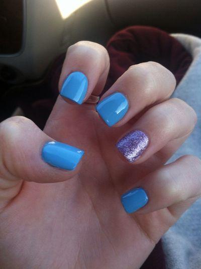 My Nails>>