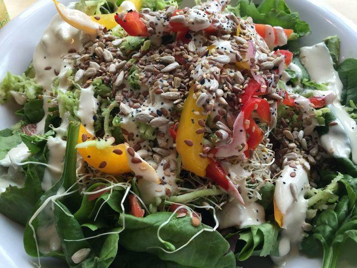 Greens and grains bowl Foodspotting