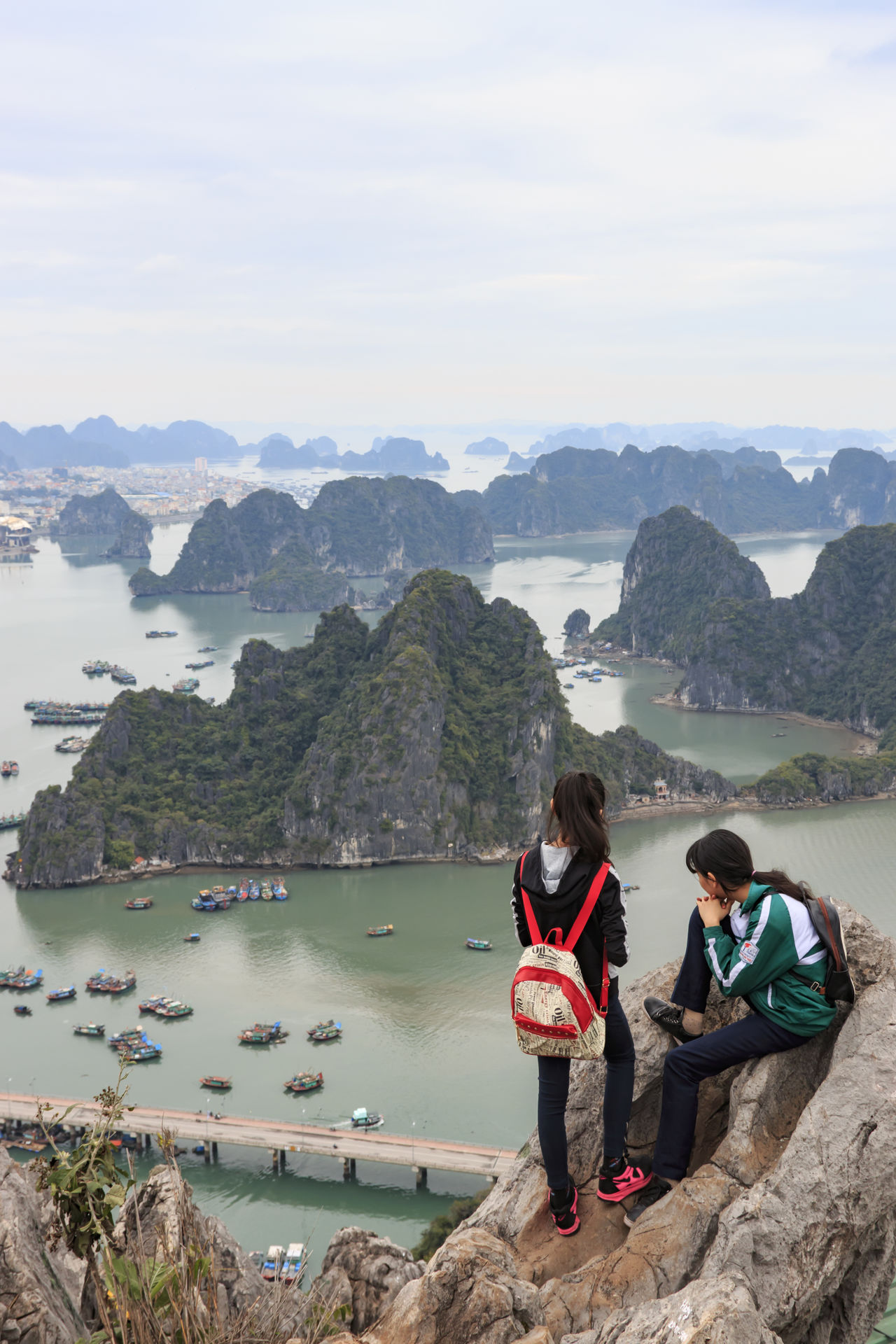 Beautiful stock photos of vietnam, two people, water, real people, sea