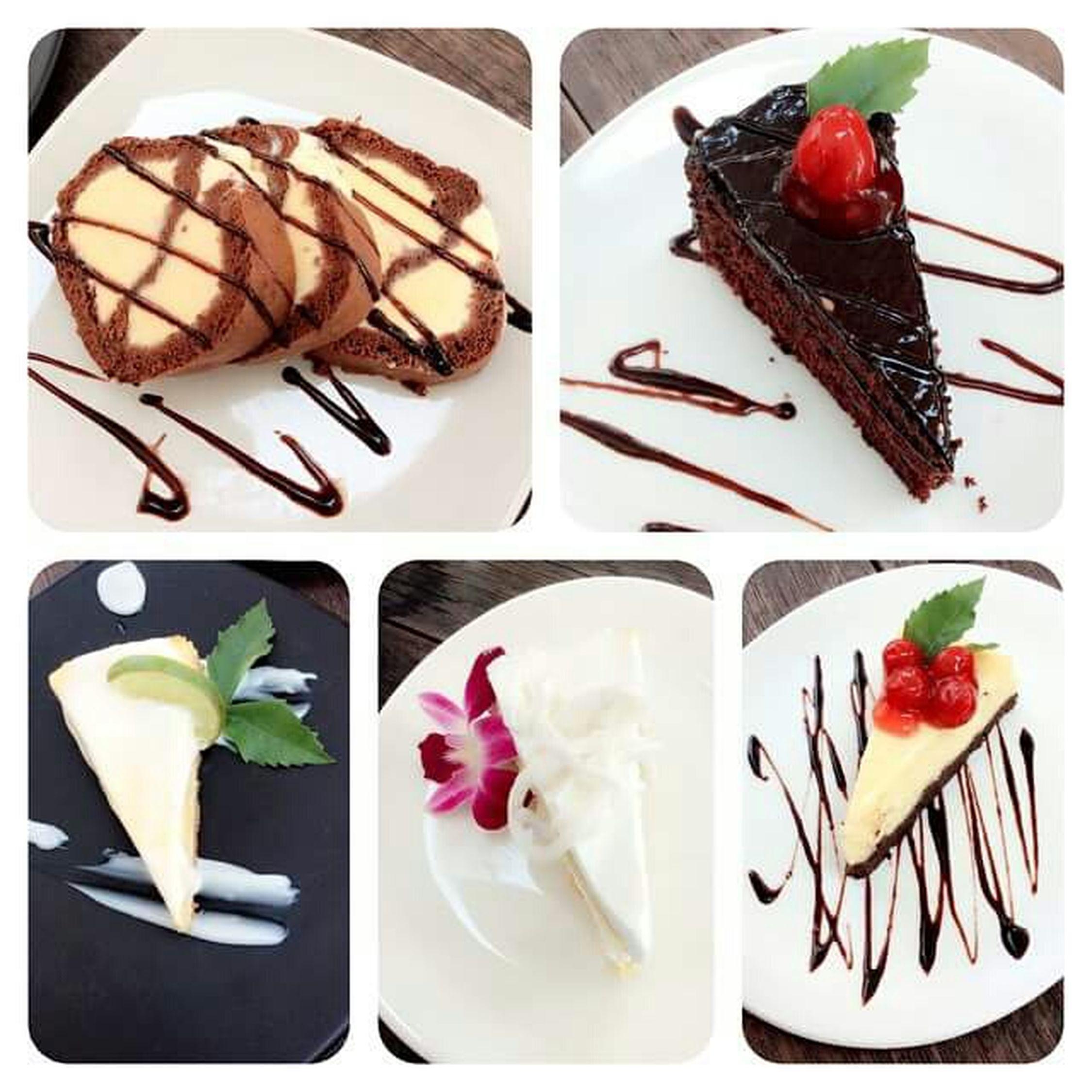 It's very delicious. อร่อยนะ ไปลอง At บ้านใกล้วัง (Baan Khrai Wang) Huahin Food Traveling Delicious Cake  Cake Delicious Trip Goodtrip GoodTimes