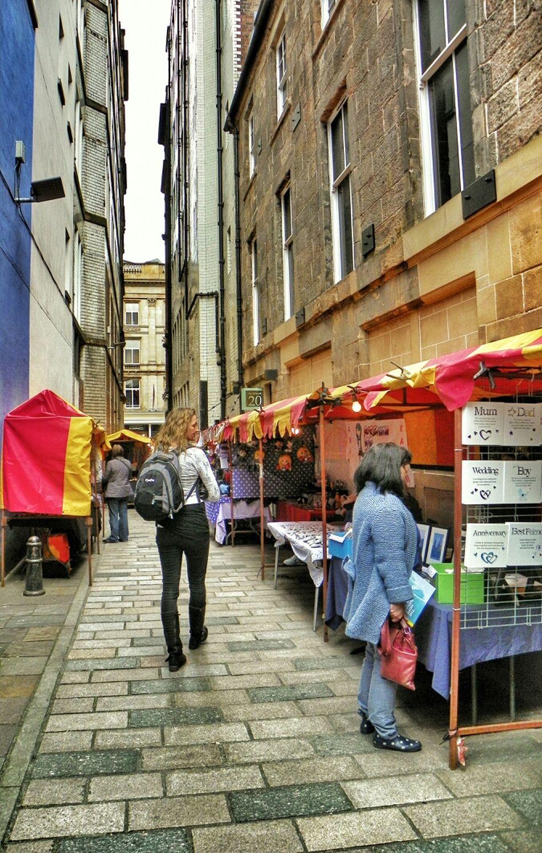 Shoot, Share, Learn - EyeEm Glasgow Meetup In The Market