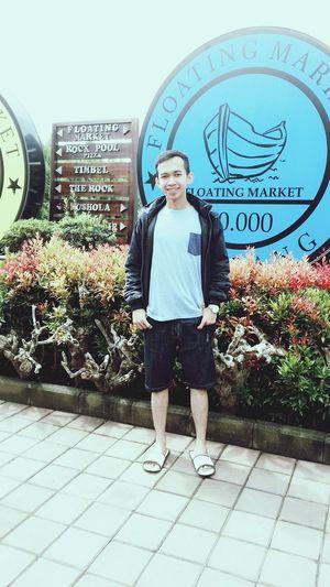 latepost Floating market Lembang Bandung